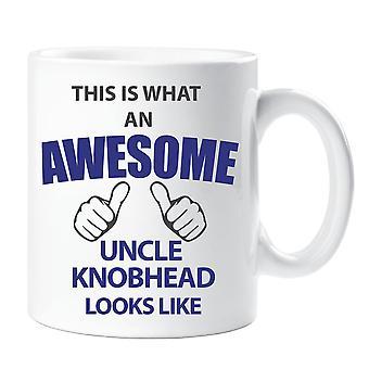 Dies sieht wie eine tolle Onkel Knobhead Mug