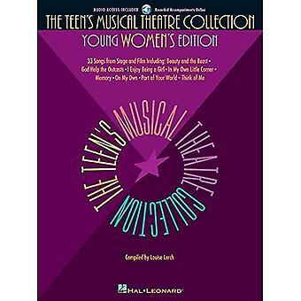 De tiener muziektheater collectie met CD (Audio)