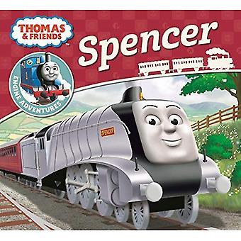 Thomas & vrienden: Spencer (Thomas Engine Adventures)