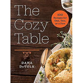 The Cozy Table - 100 Recipes for One, Two, or a Few
