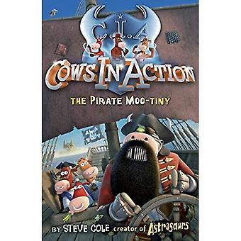Vaches en Action: le Mootiny de Pirate