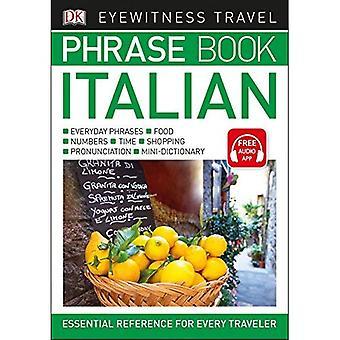 Eyewitness Travel fras bok italienska