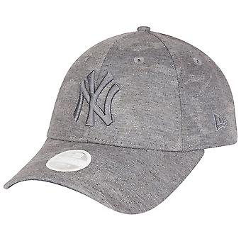 New era 9Forty ladies Cap - JERSEY New York Yankees grey
