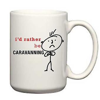 Dla mężczyzn raczej byłbym Caravaningu Caravan duży kubek 15oz