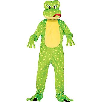 Freddy Frog voksen drakt