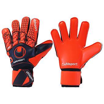 UHLSPORT volgende niveau SUPERZACHT keeper handschoenen grootte