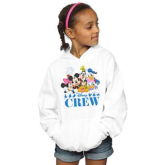Disney Girls Mickey Mouse Disney Friends Hoodie