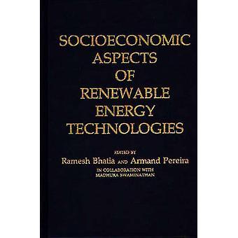 الجوانب الاجتماعية والاقتصادية لتكنولوجيات الطاقة المتجددة التي باتيا & راميش