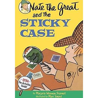 Nate the Great and the Sticky Case by Marjorie Weinman Sharmat - 9780