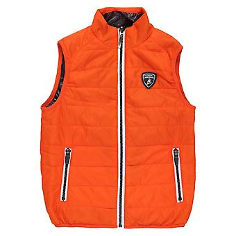 Lamborghini Kids Automobili Lamborghini Reversible Ultralight Down Vest