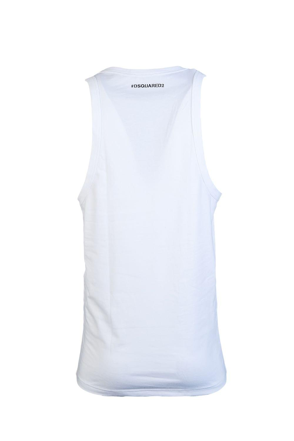 Dsquared Round Neck T Shirt D9D202290