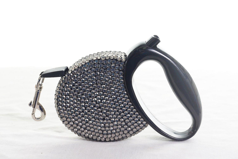Black Diamond Sparkle Dog Collar