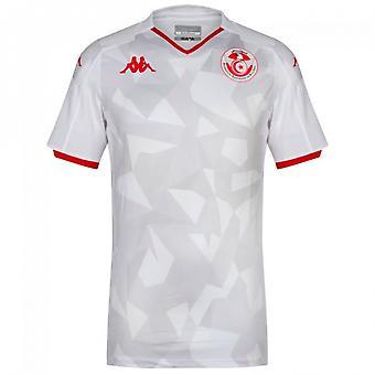 2019-2020 Tunisia hjem Fotballdrakt