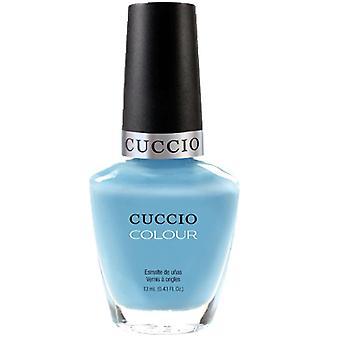 Cuccio under en blå måne farve neglelak 13ml