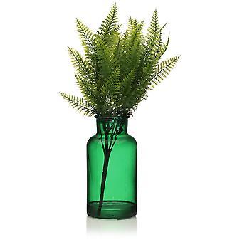 Wellindal krug grün mit fern (Dekoration , Vasen)