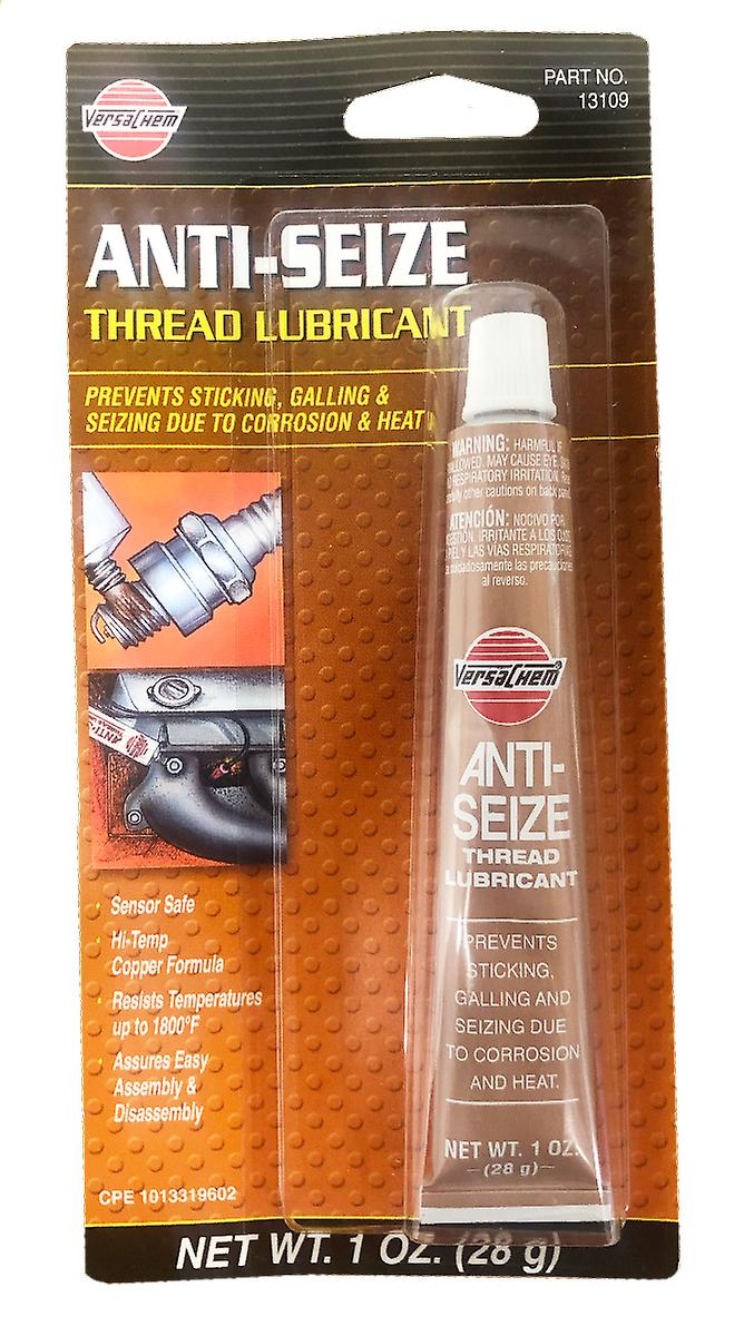 Versachem 13109 Anti-Seize Thread Lubricant - 1 oz