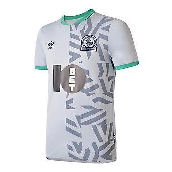 2019-2020 Blackburn Rovers Umbro Away Football Shirt