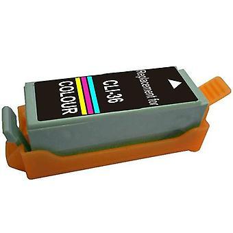 CLI-36 Cartouche compatible Inkjet
