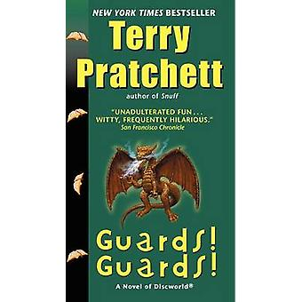 Guards! Guards! by Terry Pratchett - 9780062225757 Book