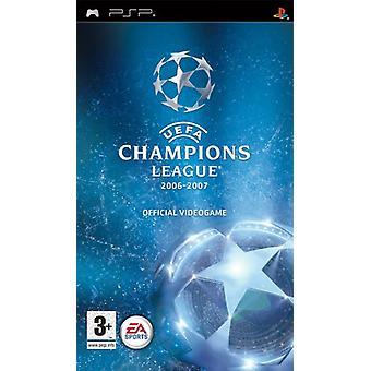 UEFA Champions League 07 (PSP) - Nouveau