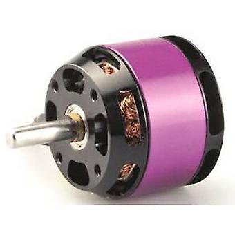 Hacker A30-16 M V4 Model aircraft brushless motor kV (RPM per volt): 1060 Turns: 16