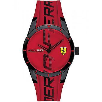 Scuderia Ferrari Women ' s, homens, unisex Watch 0840028