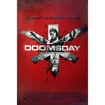 Doomsday (Double Sided Regular) Original Cinema Poster