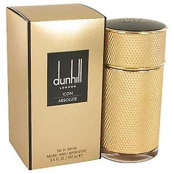 Dunhill Icon Absolute By Alfred Dunhill Eau De Parfum Spray 3.4 Oz (men) V728-533547