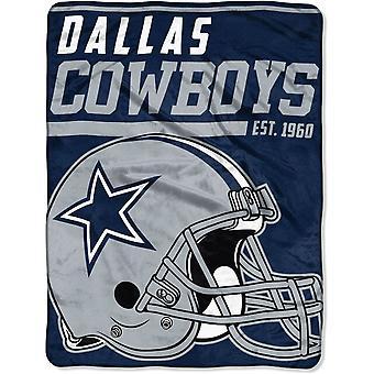 Northwest NFL Dallas Cowboys Micro Plush Blanket 150x115cm