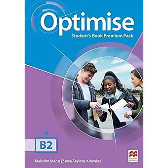 Optimise B2 Students Book Premium Pack by Malcolm Mann