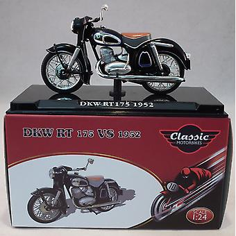 DKW RT 175 (1952) Diecast Model Motorcycle