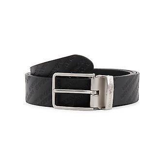 Emporio armani men's belt, black 221