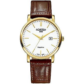 Roamer mens watch of classic line 709856 48 25 07