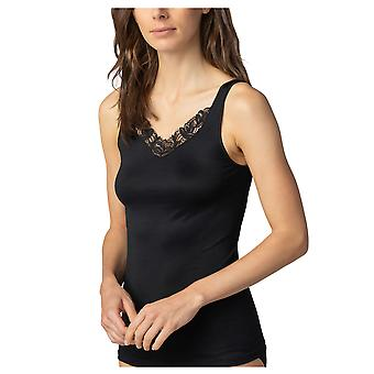 Mey Women 55361 Women's Elegance Lace Tank Vest Top