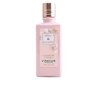 L´occitane Néroli & Orchidée Lait Parfumé 245 Ml For Women