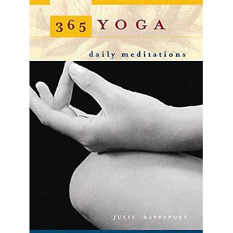 365 Yoga by Rappaport & Julie