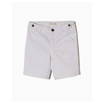 Zippy Chino Shorts Button