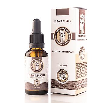 Sweyn Forkbeard Beard Oil - 30ml British Gentleman