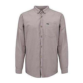 Animal clothing men's robbie oxford button down collar shirt various colours