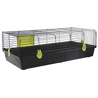 Voltrega Foldable Black Cage Rabbit 527 (Small pets , Cages and Parks)