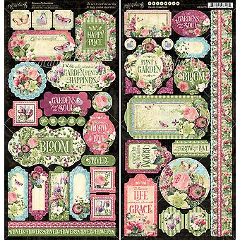 Bloom Cardstock Tarrat 12&X12&