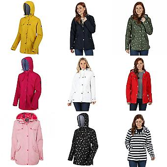 Regatta Womens/Ladies Bertille Waterproof Jacket