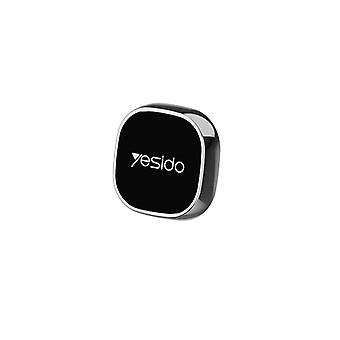 Yesido mini magnetic dashboard car phone holder car mount for 4.0-7.0 inch smart phone for iphone 11 pro max for samsung note 10+ xiaomi mi9