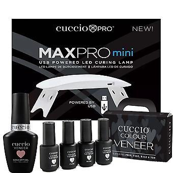 Cuccio Colore Veneer Professional Gel Polish Kit - Set 5