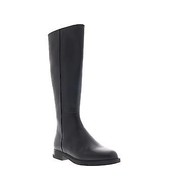 Camper Iman  Womens Black Leather Zipper Casual Dress Boots