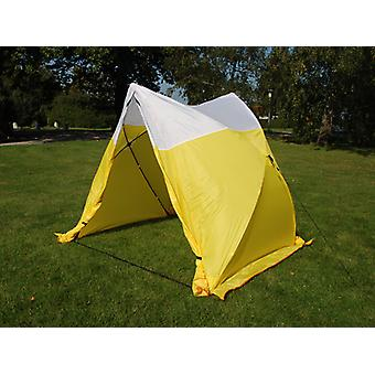 Work tent, Basic 1.8x1.9x2 m, White/yellow
