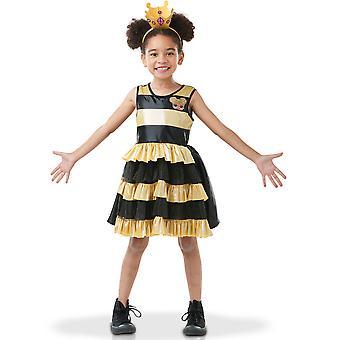 Luxe vermomming koningin Bee LOL verrassing kind