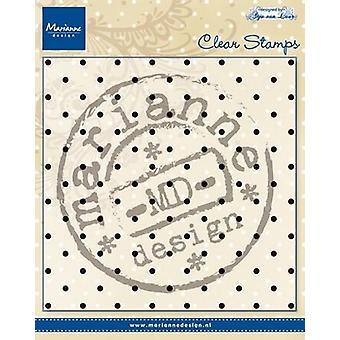Marianne Design Clear Stamp - Anja's Dots CS0937