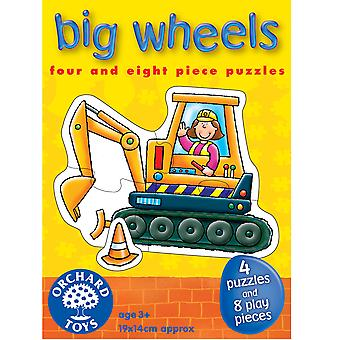 Big Wheels Puzzles