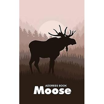 Address Book Moose by Us & Journals R